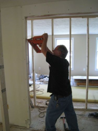 Recessed Lighting Removal How To Remove A Load Bearing Wall - One Project Closer