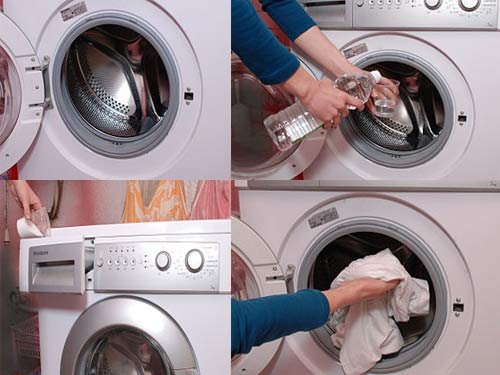 Waschmaschine Reinigen Excel In Washing Dry Clean Clothes Without Using