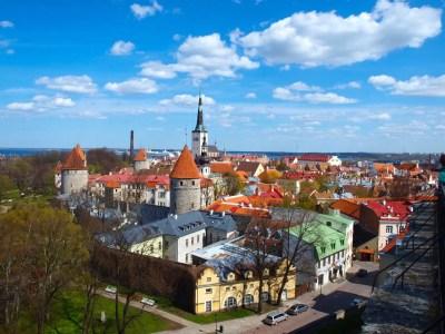 A Walking Tour in Tallinn, Estonia | One Step 4Ward
