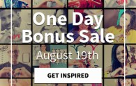 Bonus Back to School Sale