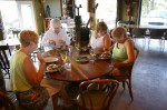 Breezes from vineyards mix with good food at Tarsitano Winery in Conneaut
