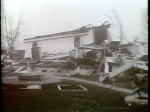 The worst damage seemed to be in Pittsfield, south of Oberlin, Ohio