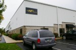 Plant and offices of Phoenix Bats in Plain City, Ohio