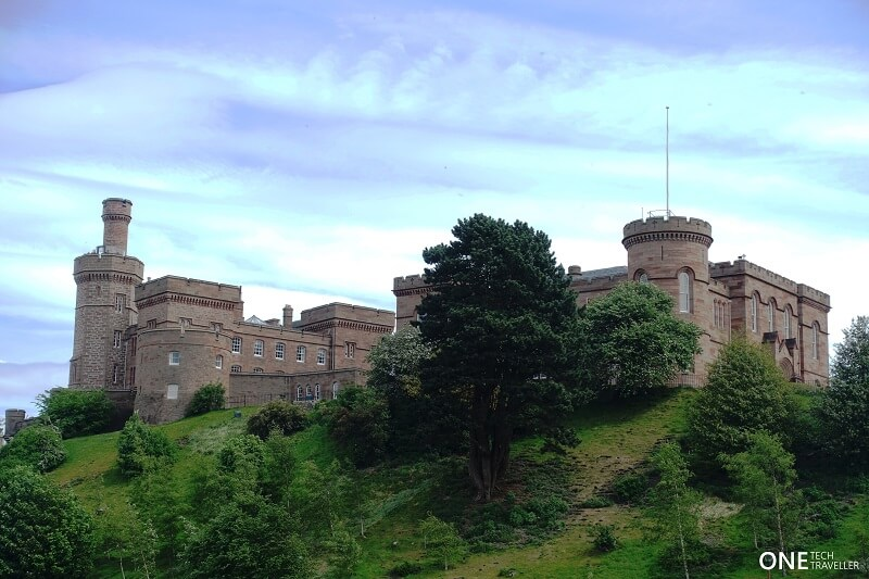 Inverness Castle Onetechtraveller One Tech Traveller