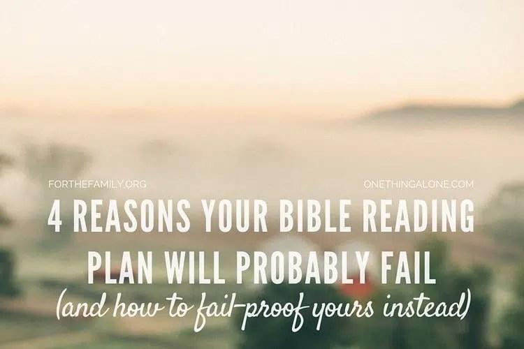 forthefamily fail Bible reading plan2