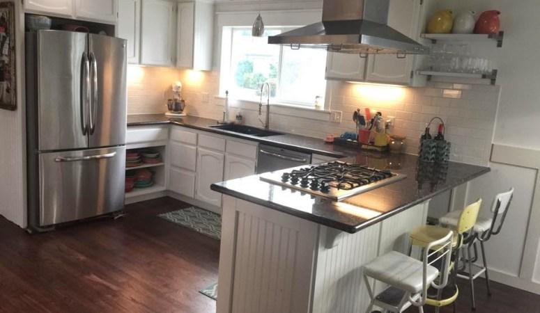 Final Kitchen Reveal {A DIY Dream}