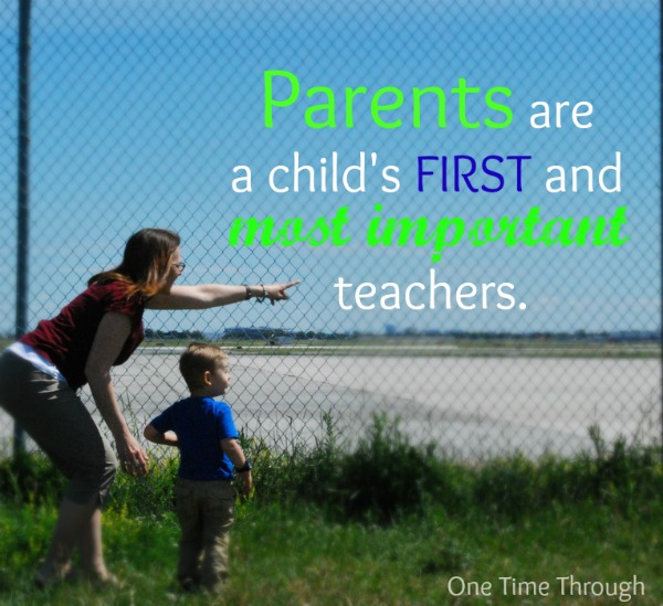Parents are Teachers