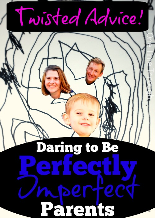 Daring to Be Perfectly Imperfect Parents and Kids