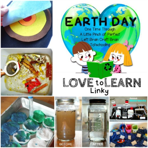 Earths Elements Activities for Kids