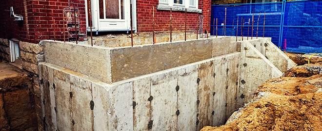 4 Types Of Foundation Waterproofing For A Toronto Home