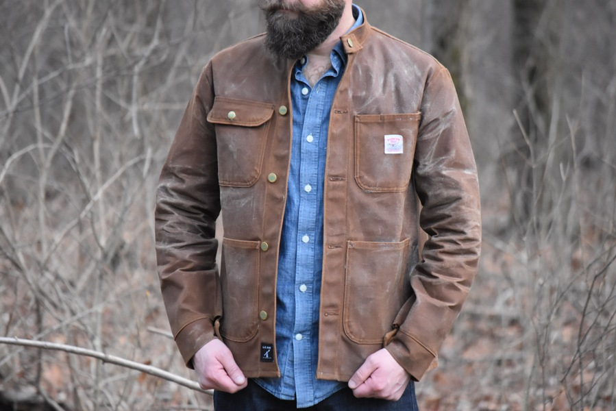 Otter Wax Your Jacket For Spring Oneupped Magazine