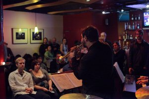 JPQ CD Release Party at LUCID Jazz Lounge