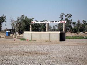 Camp Taji, Iraq