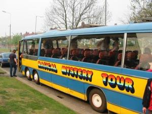Come on our Magical Mystery Tour!