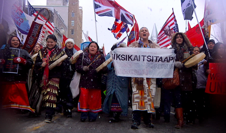 Idle No More - National Day of Action