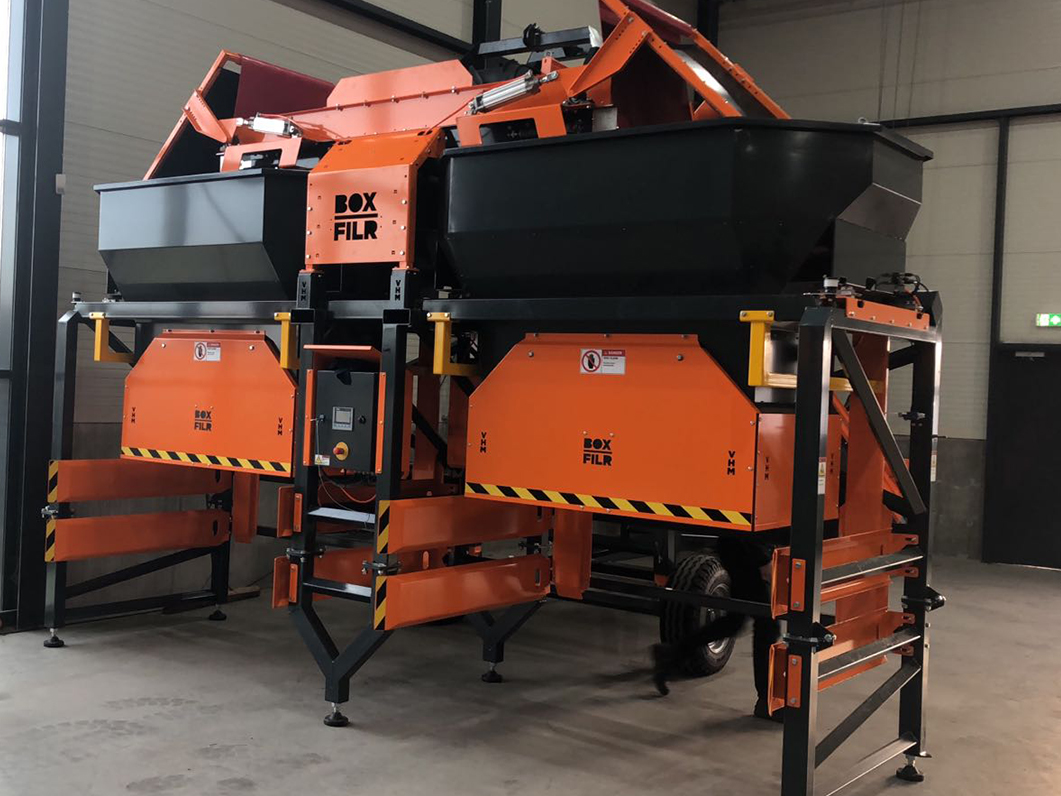 Tolsma Adds To Tech Plans Demo Of New Bin Filler Onion