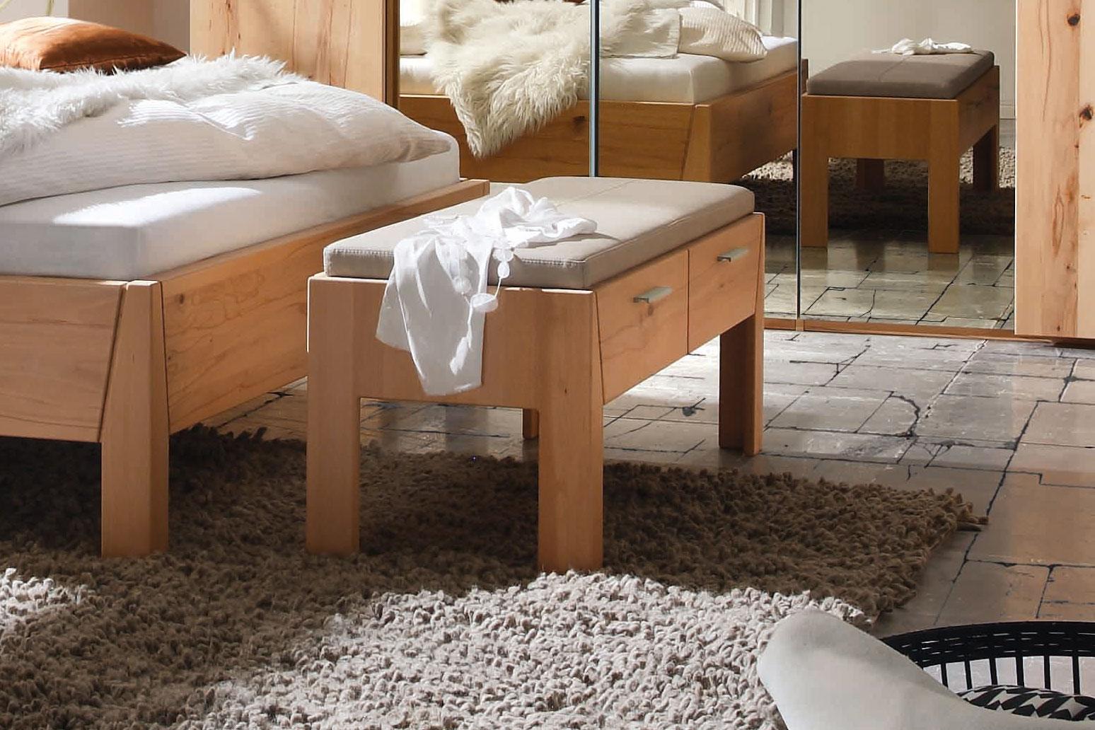 thielemeyer pura schlafzimmer set massiv mobel letz