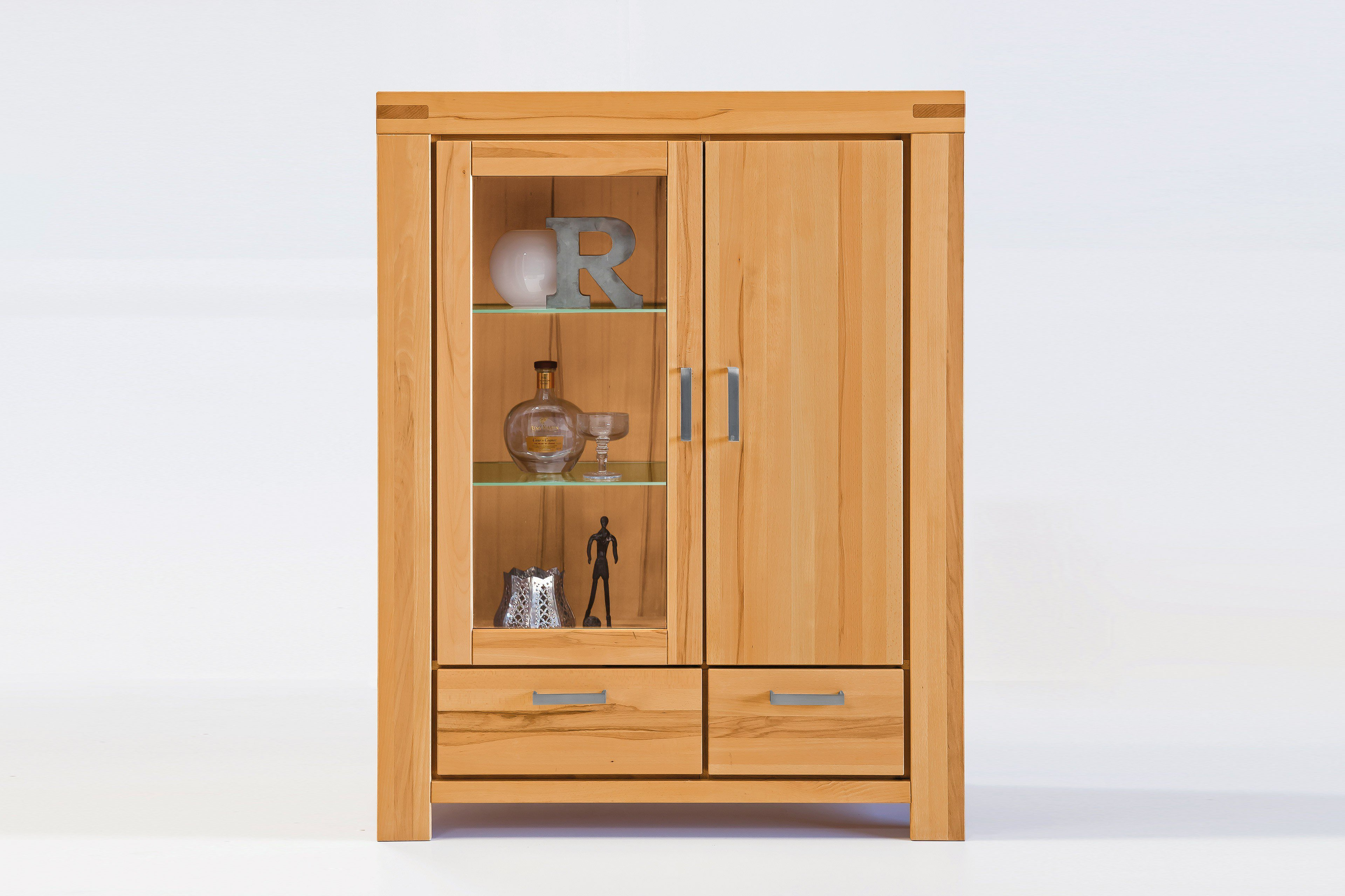 Kernbuche Möbel Elfo Möbel Highboard Kira Massive Kernbuche Möbel Letz