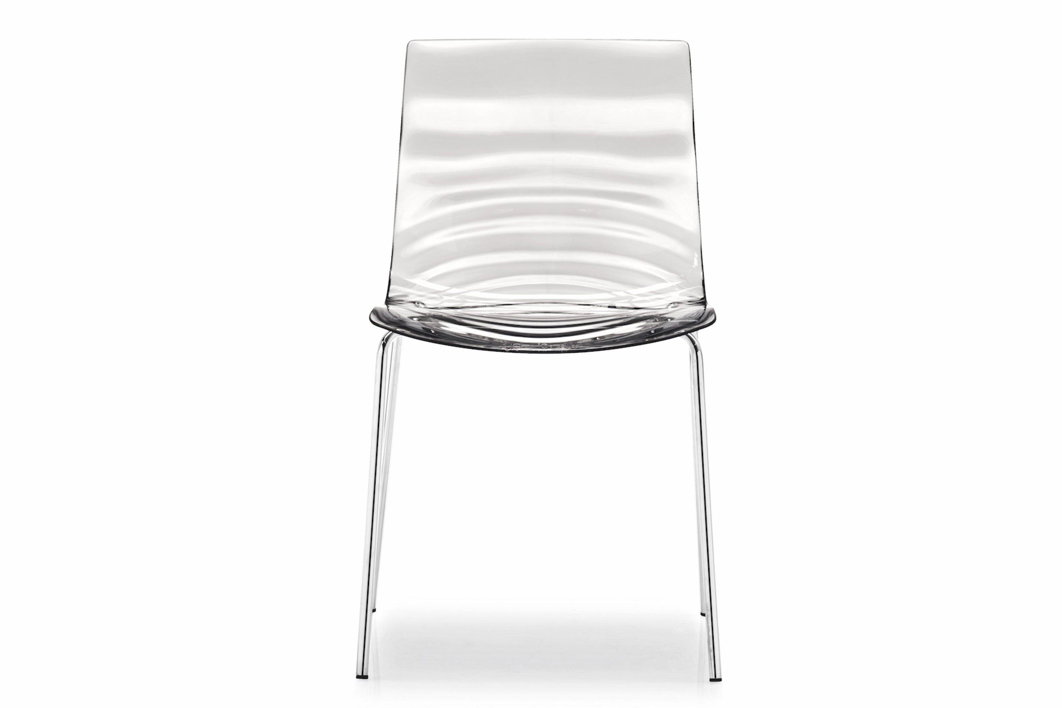 Esszimmer st hle durchsichtig tobias stuhl transparent - Durchsichtiger stuhl ikea ...
