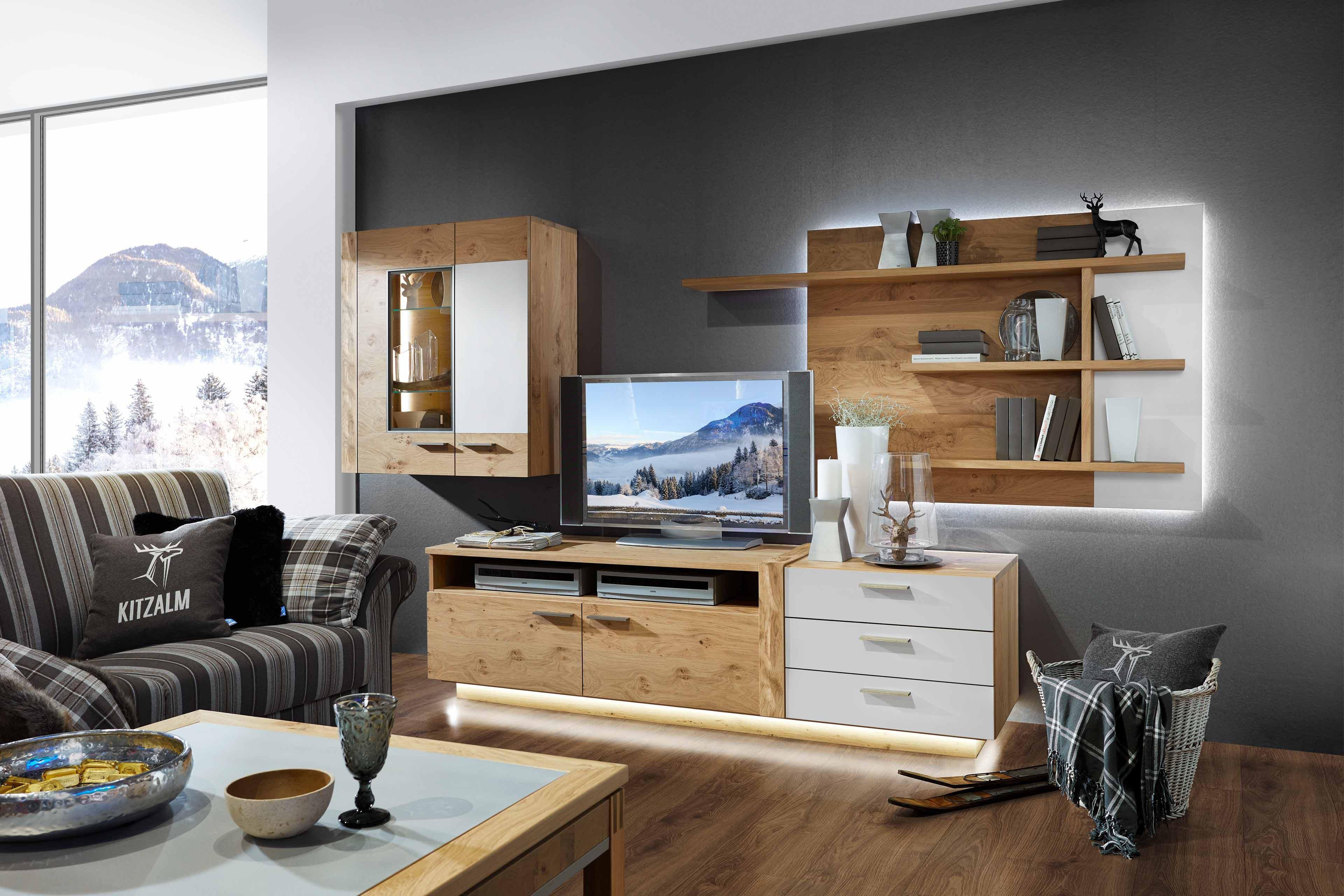 Wohnwand Möbel Kaufen Online Moebel Kaufen Amazing Modena Von