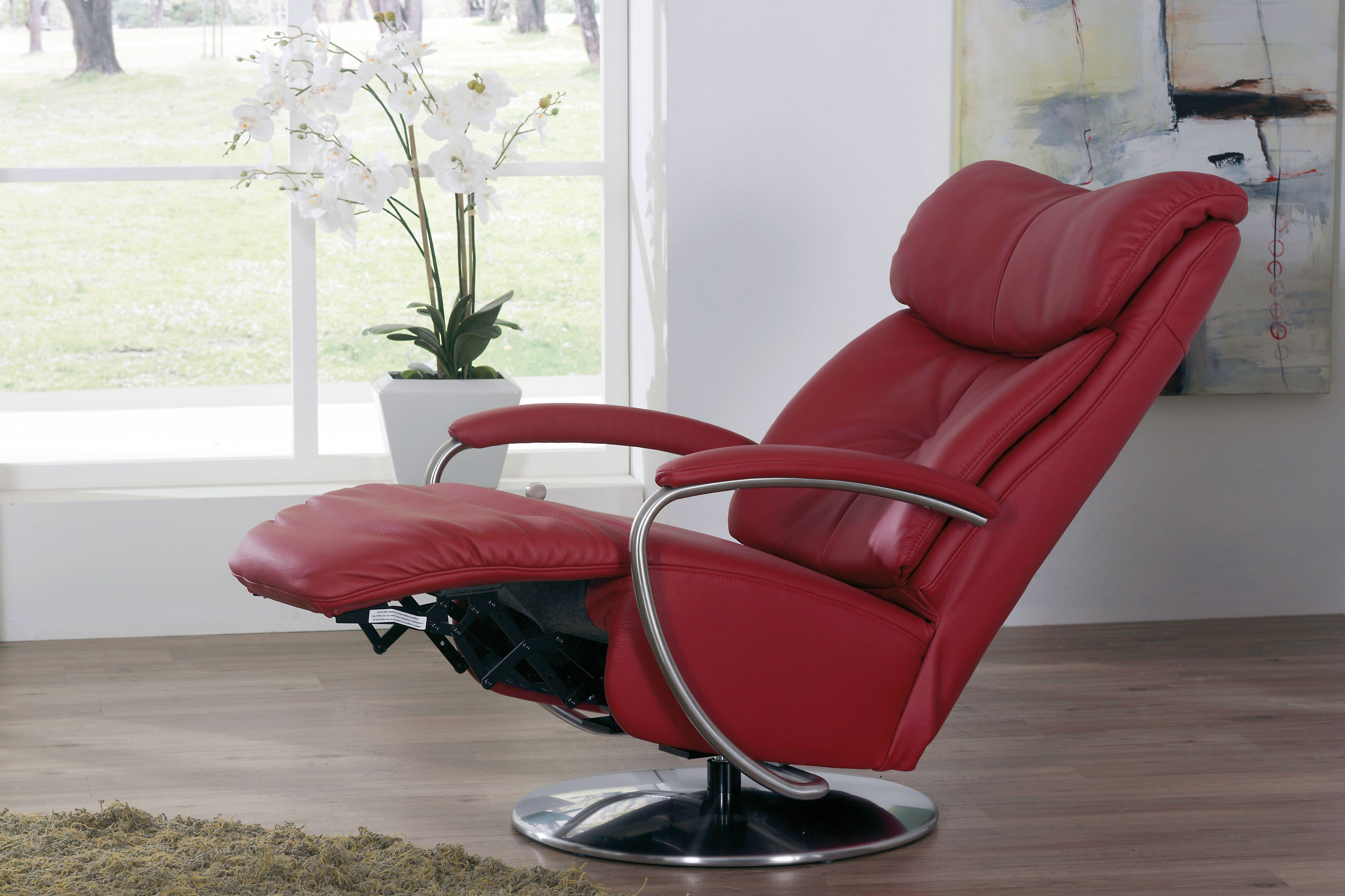 Relax Sessel 7317 Von Himolla Relaxsessel Rosso