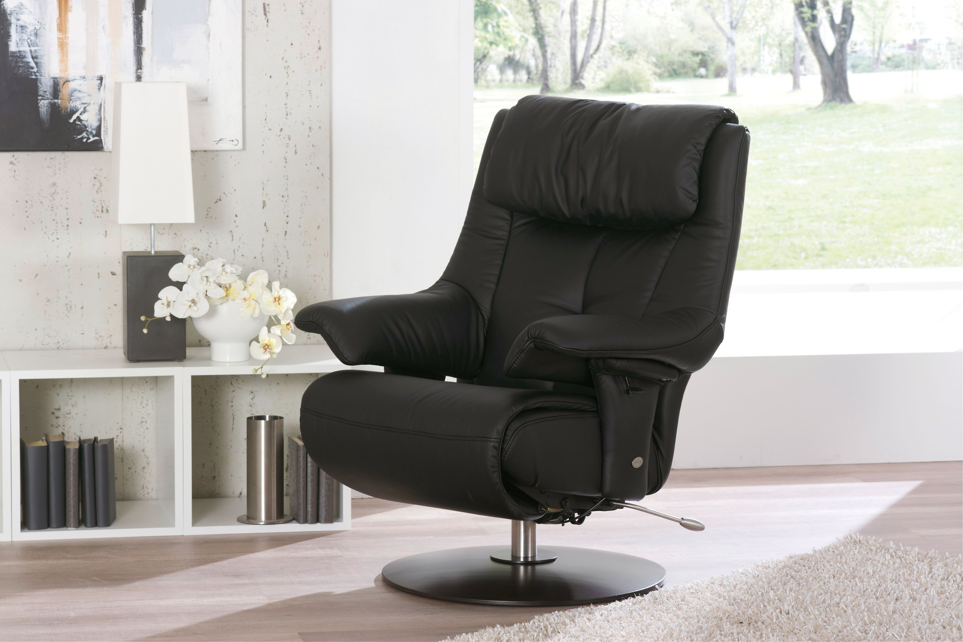 Sessel Himolla Cosyform 7501 Von Himolla Relaxsessel Black