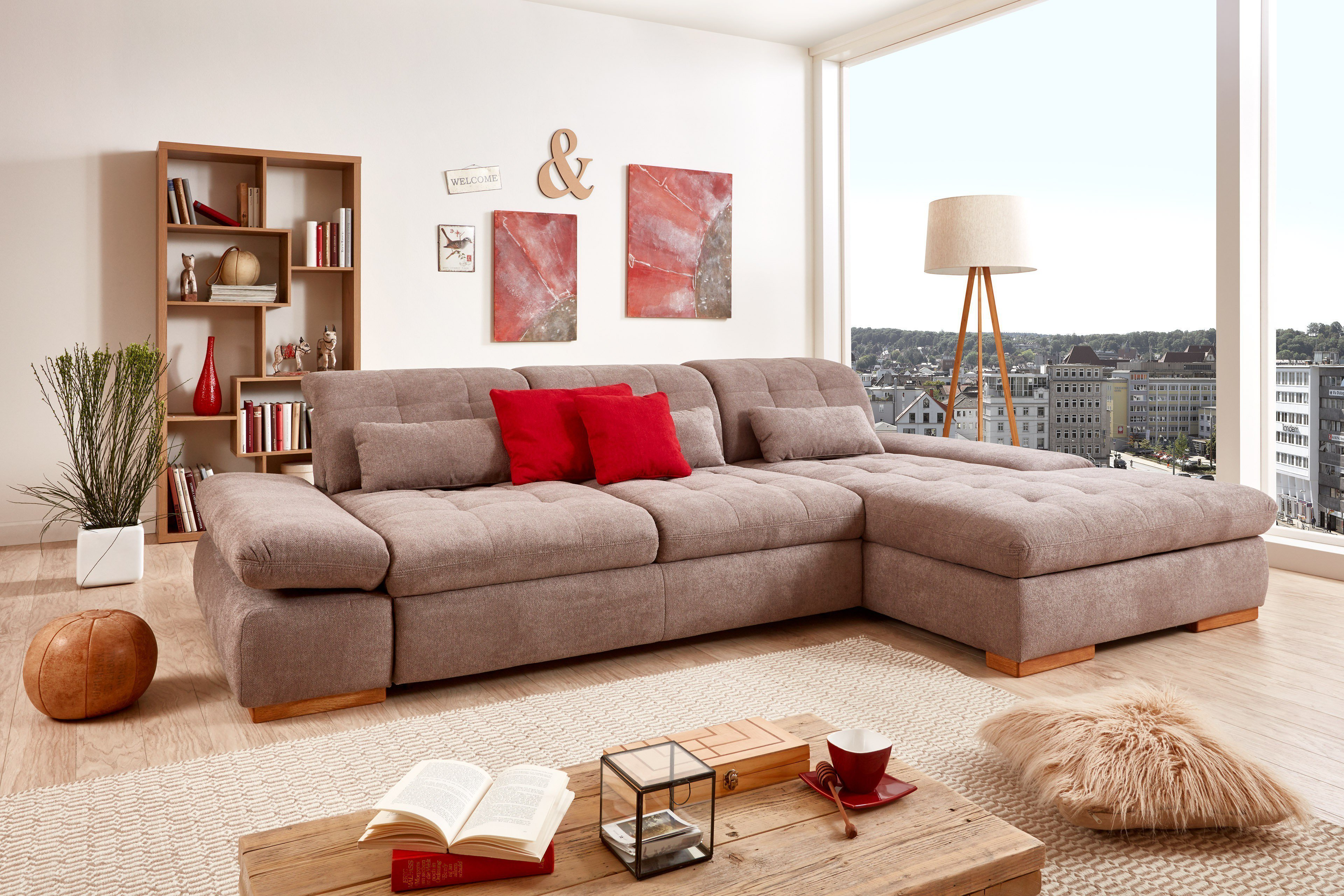 Ecksofa U Form Poco Houston Von Poco Home Trend Ecksofa Savannah