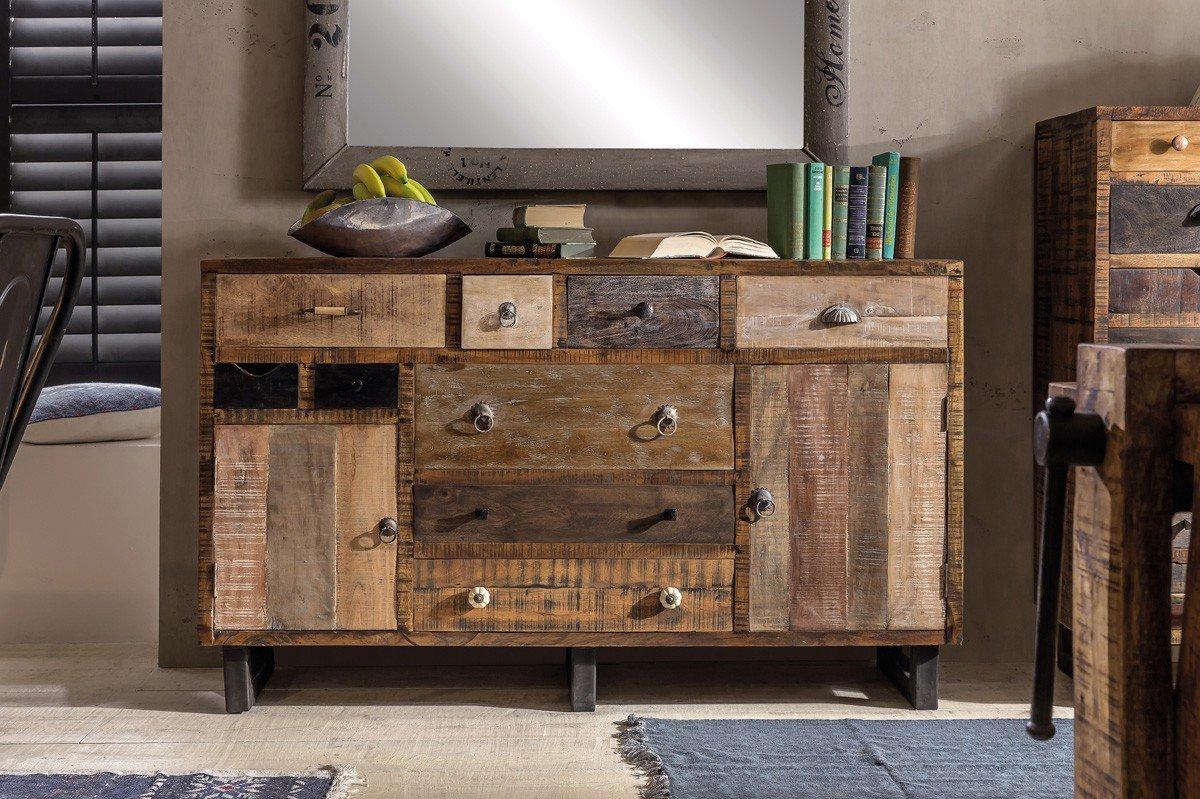 Vintage Wohnzimmer Mbel Sideboard Scandi Retro 106