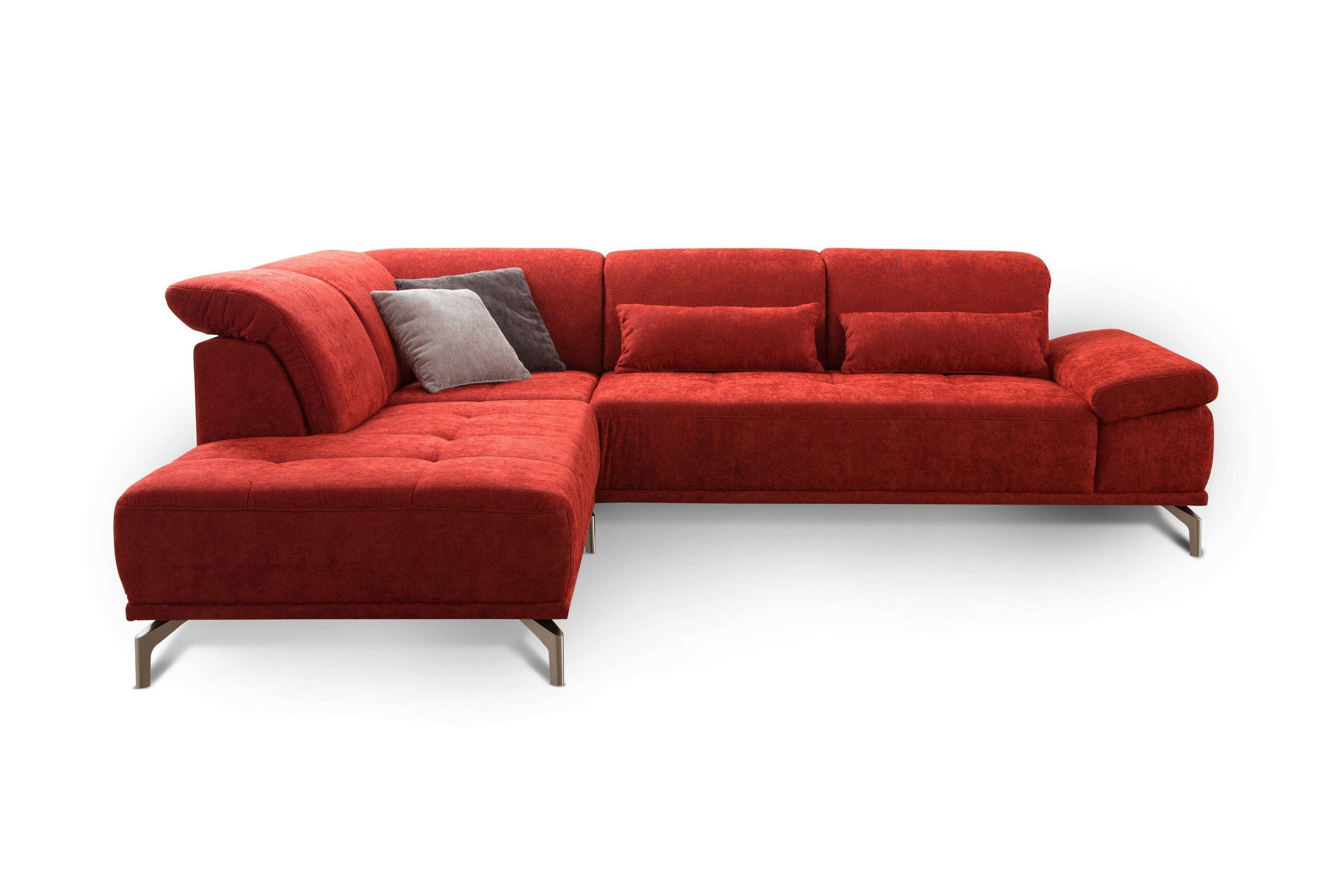 Sit&more Sofa Sit And More Home Basic Cresto Ecksofa Rot Möbel Letz