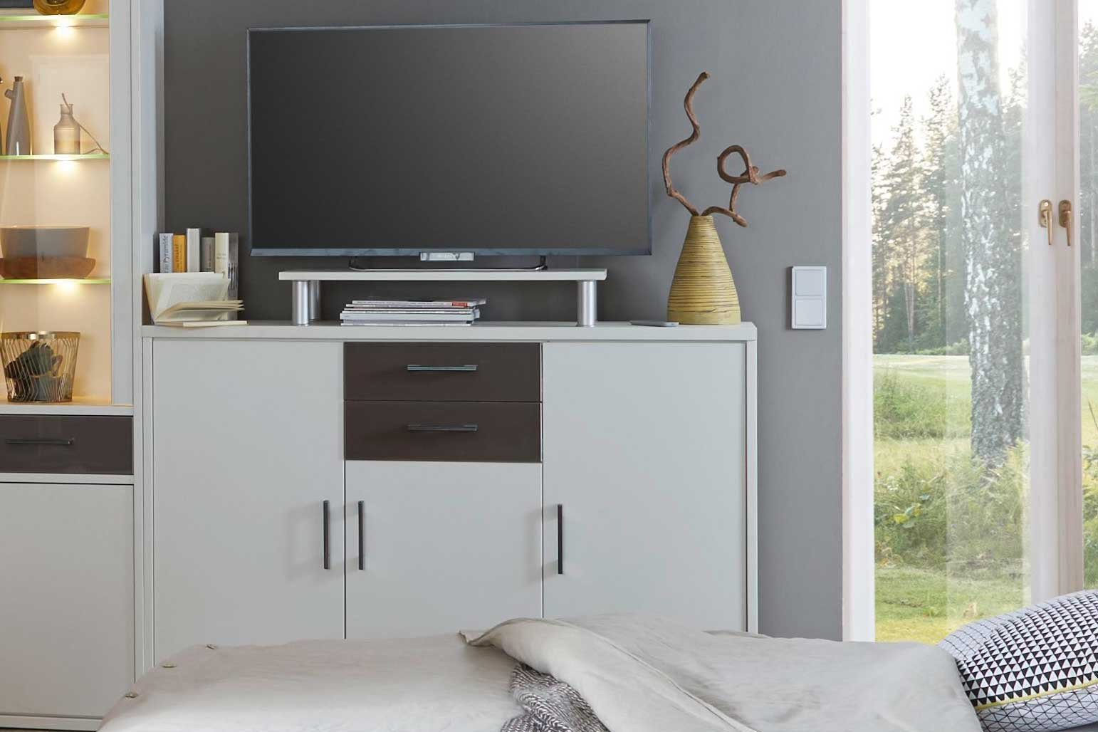 Kommode Brombeer Kommode Brombeer Awesome Sideboard Kando Hochglanz Wei Ca