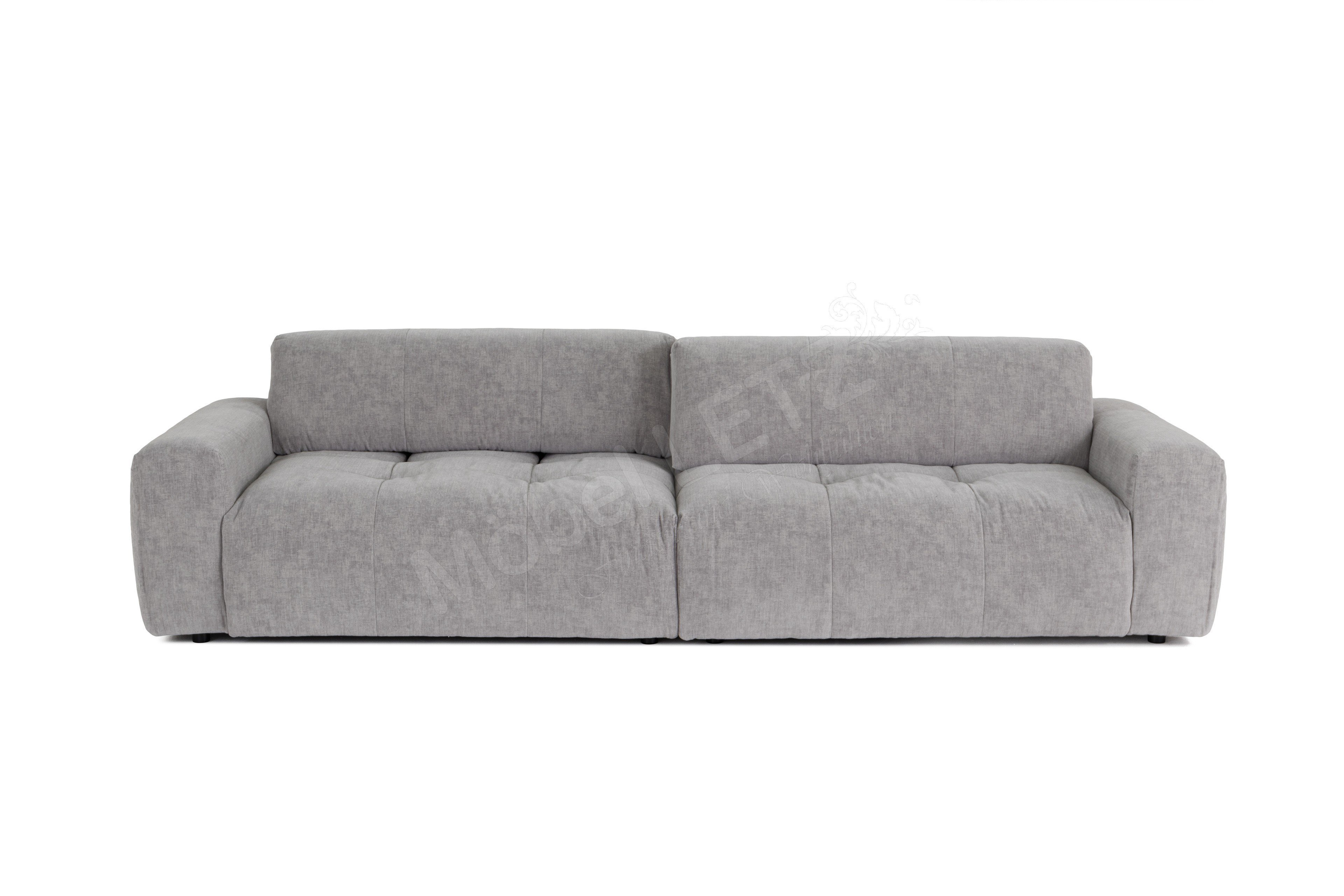 Couch Polster Bezug Place Von Candy Big Sofa Light Grey