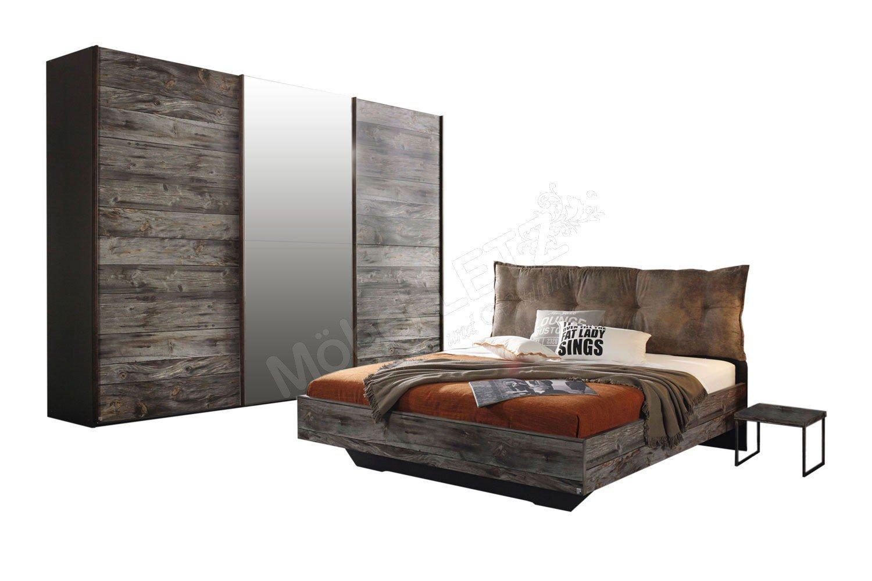 rauch timberstyle schlafzimmer industrial design mobel