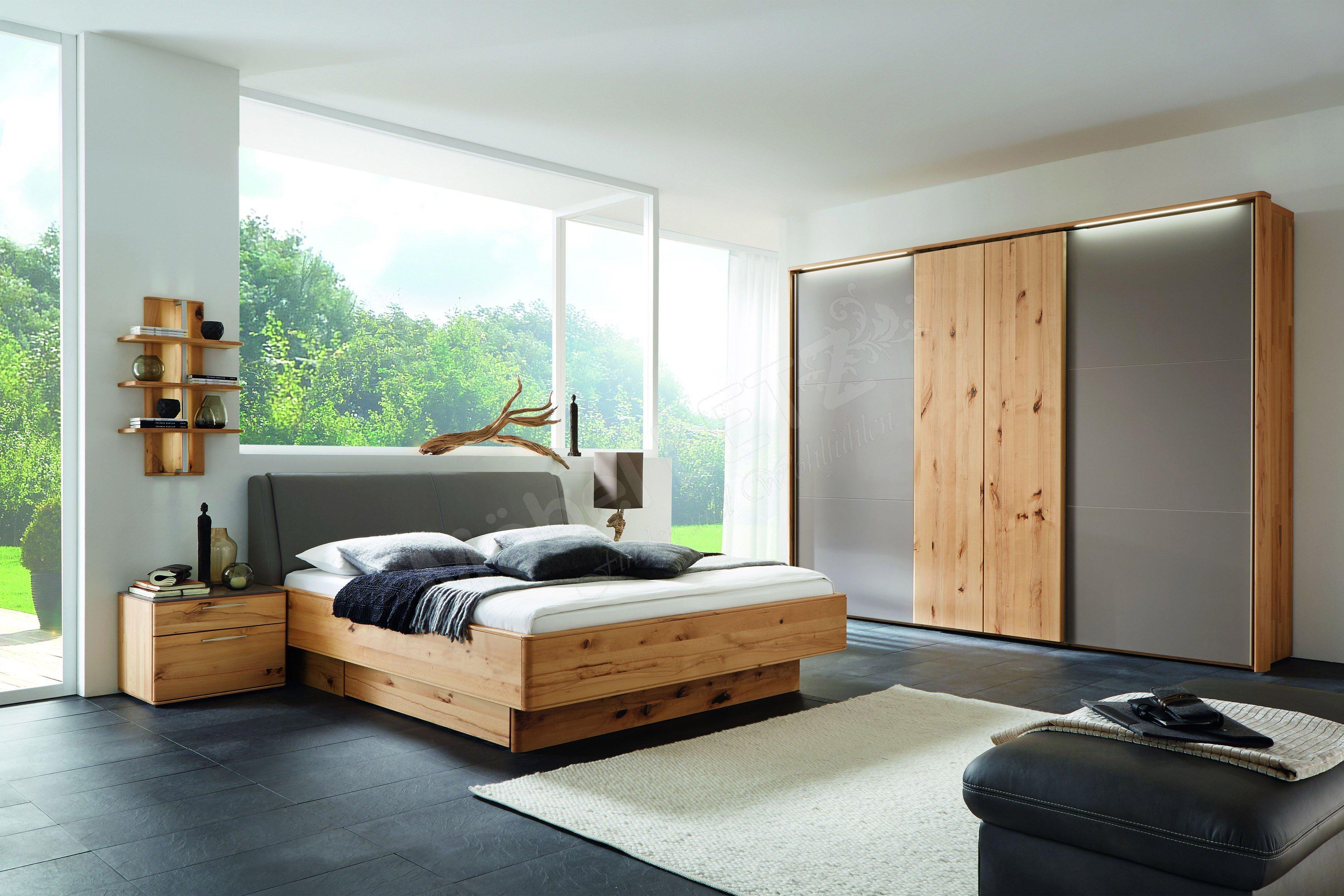 schlafzimmer massivholz dansk design massivholzmobel wsm 1400 von wostmann schlafzimmer mobel astkernbuche