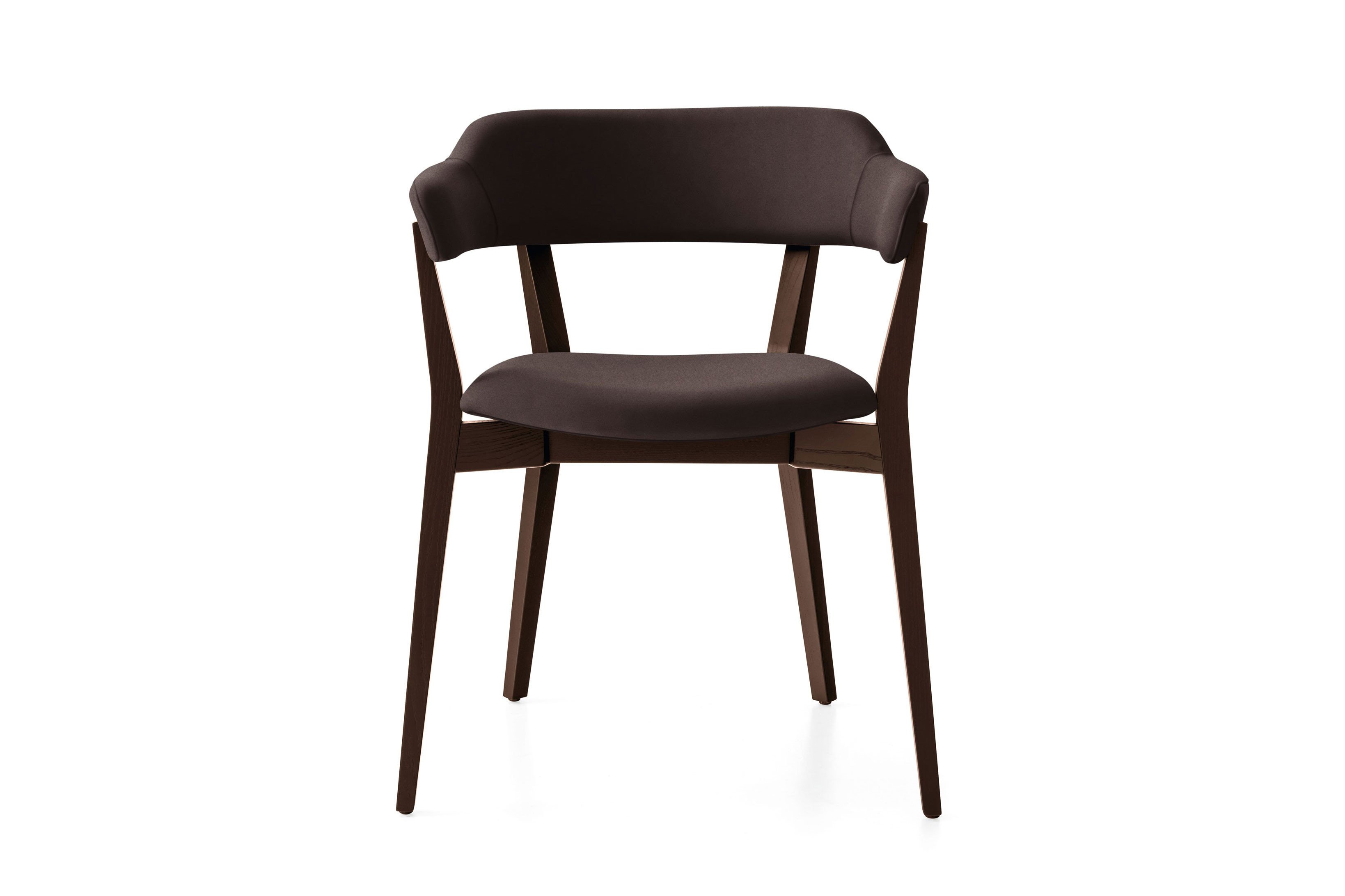 Calligaris Stuhl Connubia By Calligaris Stuhl Hall In Kaffee/ Wenge | Möbel ...