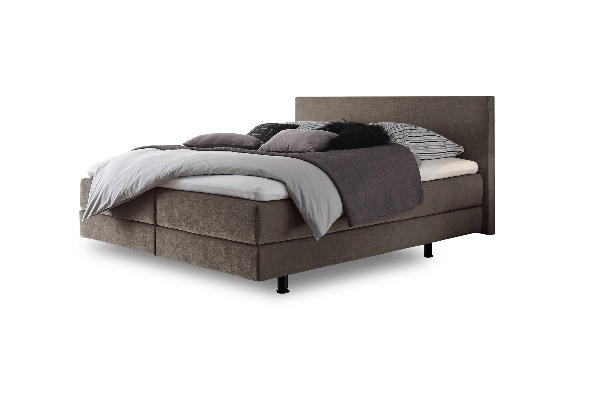 Hülsta Boxspringbett Bs 100 Light Brown Möbel Letz Ihr Online Shop