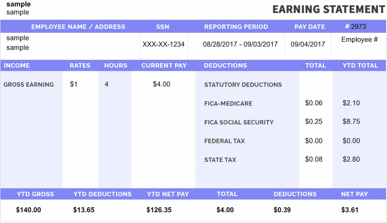 paycheck stubs free download