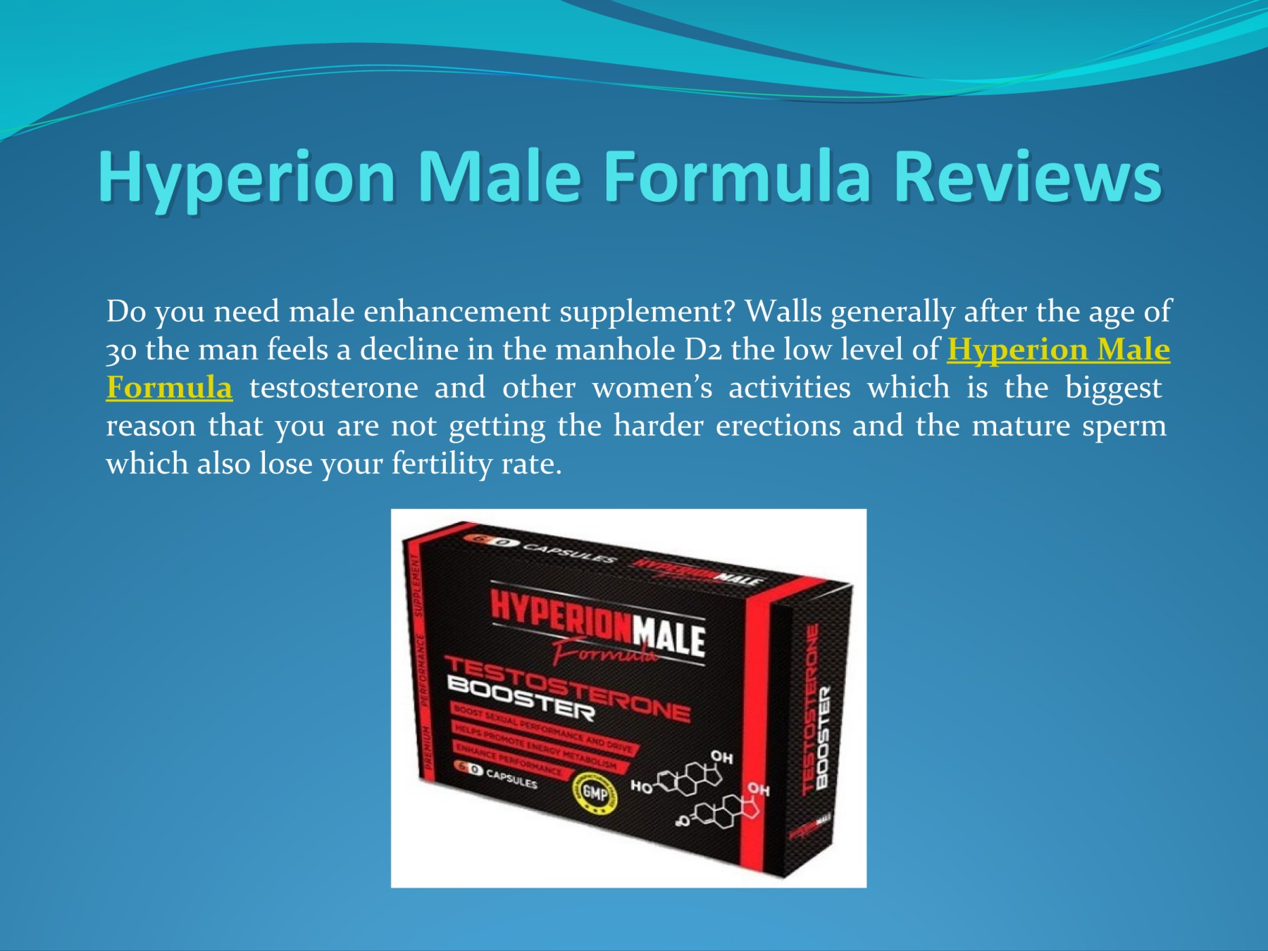Formano Online Shop Best Tips To Use Hyperion Male Formula