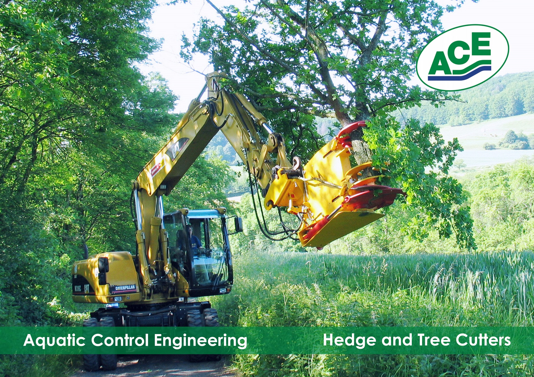Tree Cutter Hedge And Tree Cutter Brochure