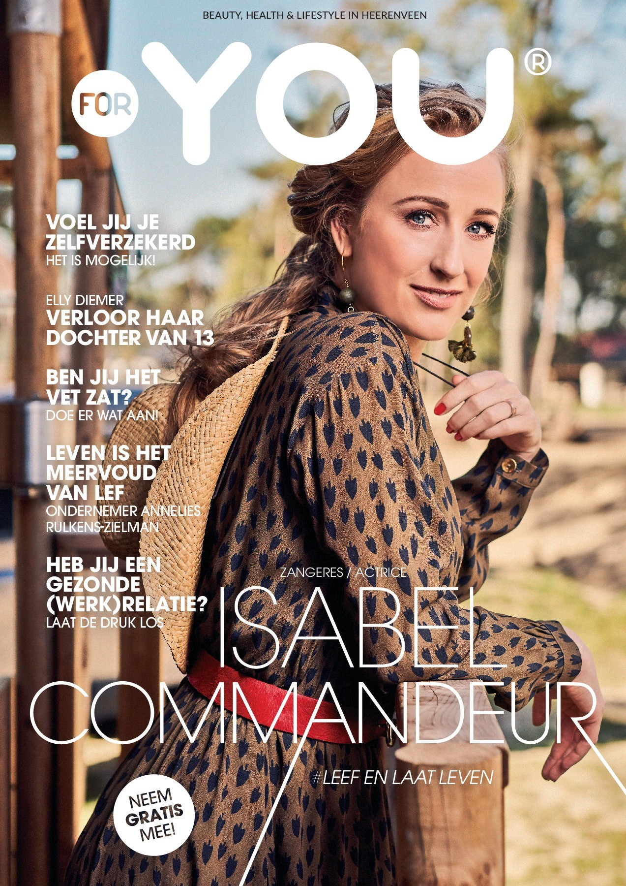 Danie Bles Zus Foryou Magazine Heerenveen 2019 01 Pages 1 40 Text Version