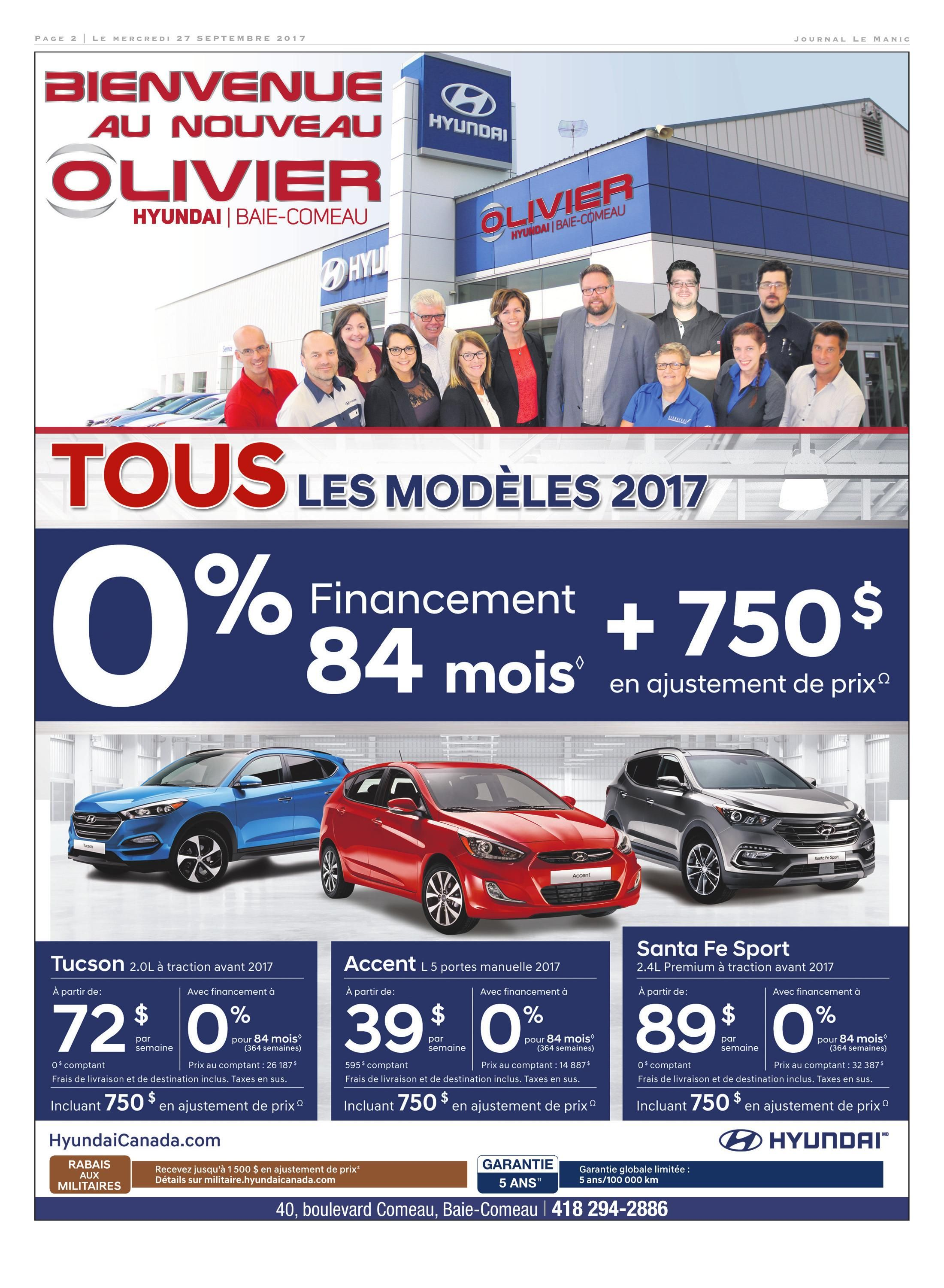 Meubles Accent Dolbeau-mistassini Le Manic 27 Septembre 2017 Pages 1 40 Text Version Fliphtml5
