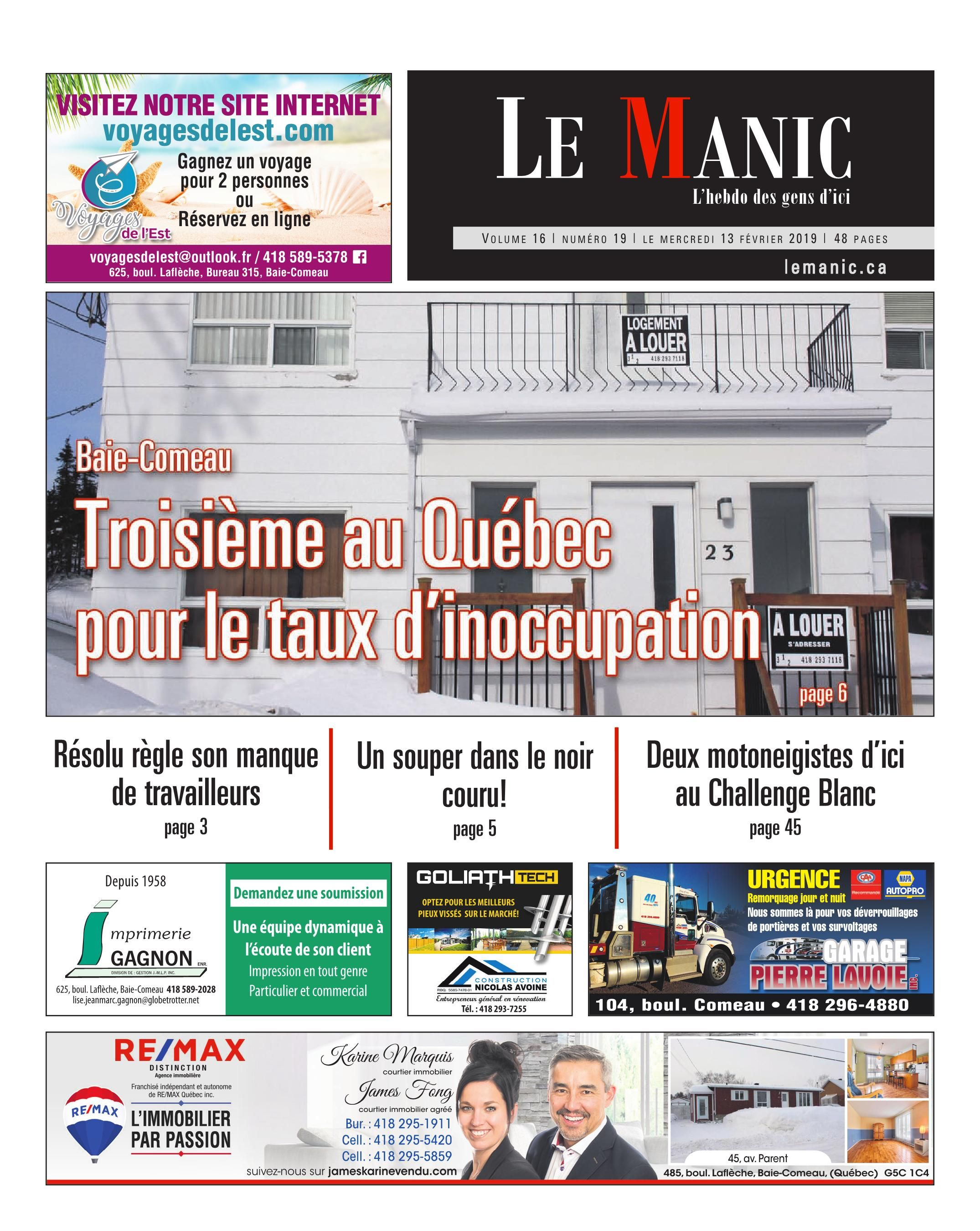 Meubles Accent Dolbeau-mistassini Le Manic 13 Février 2019 Pages 1 48 Text Version Fliphtml5