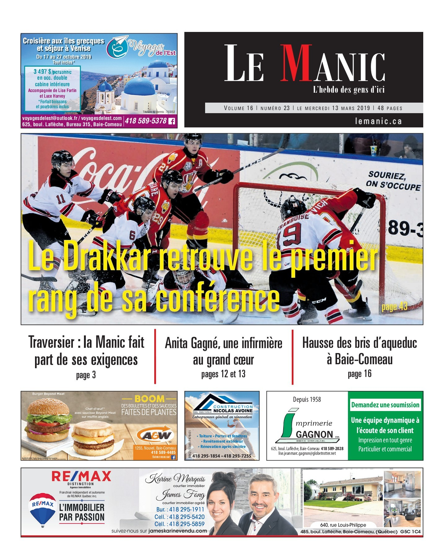 Meubles Accent Dolbeau-mistassini Le Manic 13 Mars 2019 Pages 1 48 Text Version Fliphtml5