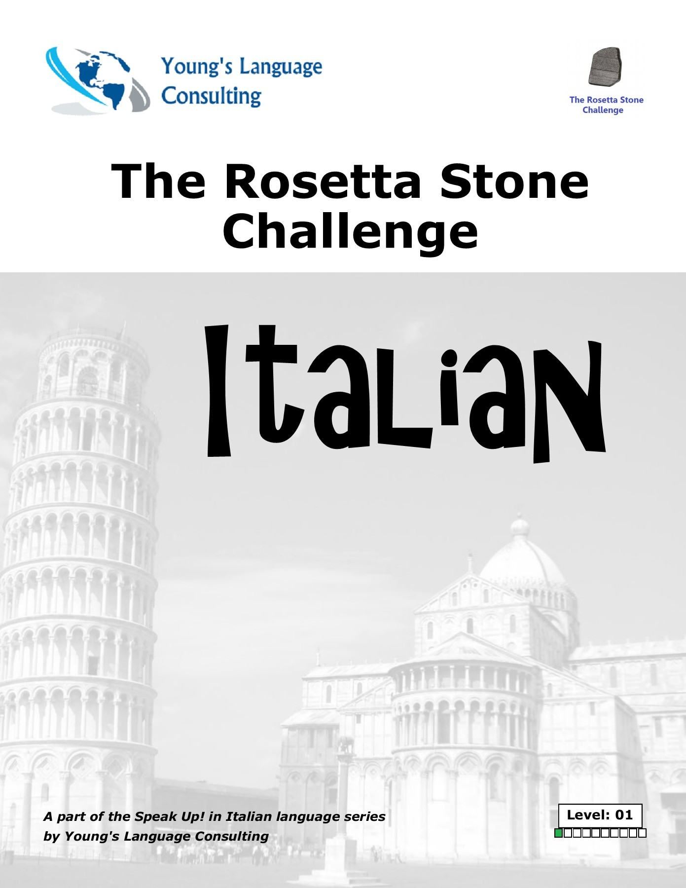 The Rosetta Stone Challenge Italian Pages 1 27 Flip Pdf Download Fliphtml5