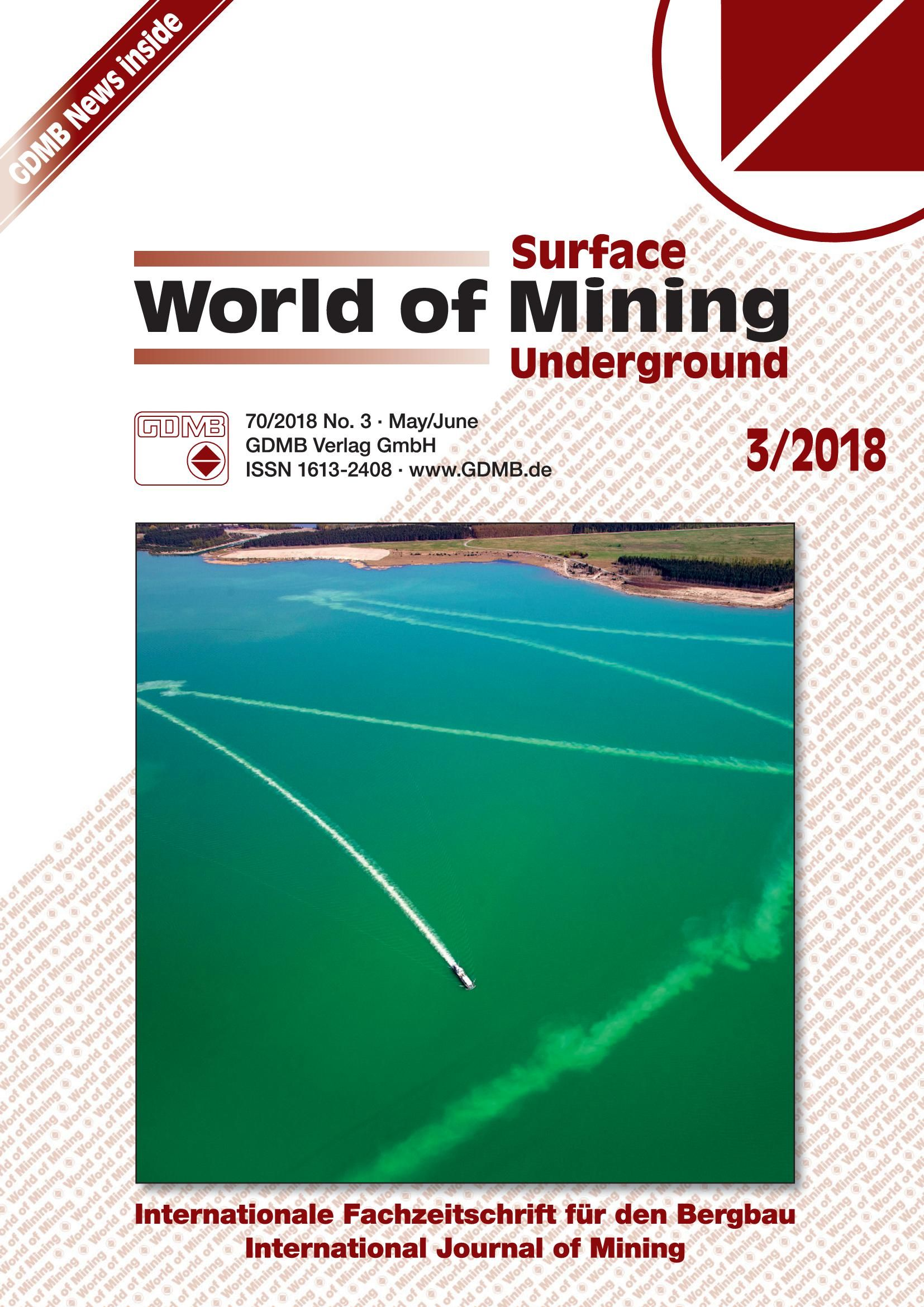 Wasserführender Kamin Erdwärme World Of Mining 3 2018 Pages 1 50 Text Version Fliphtml5
