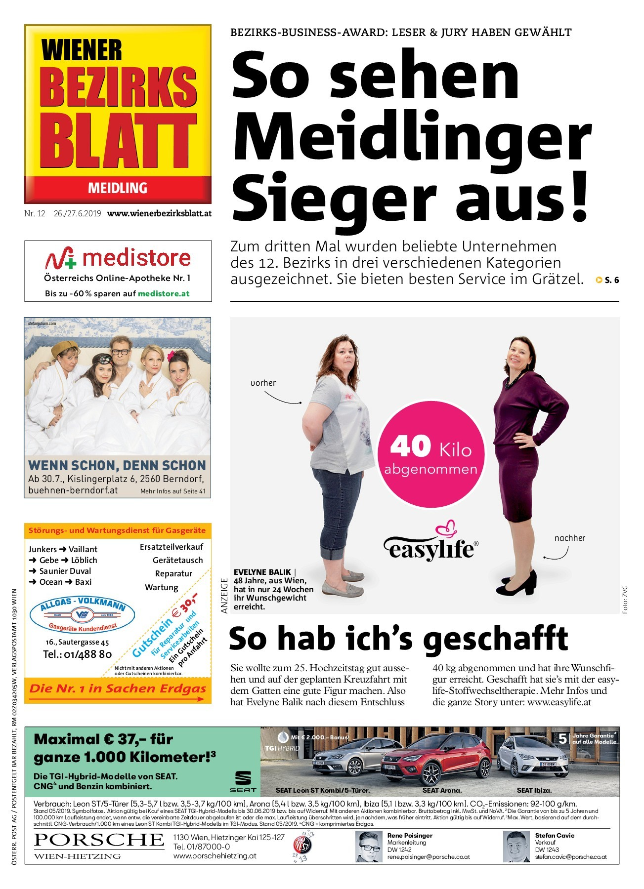 Wbb 12 2019 12 Pages 1 48 Flip Pdf Download Fliphtml5 - Blickdichte Vorhänge Hofer