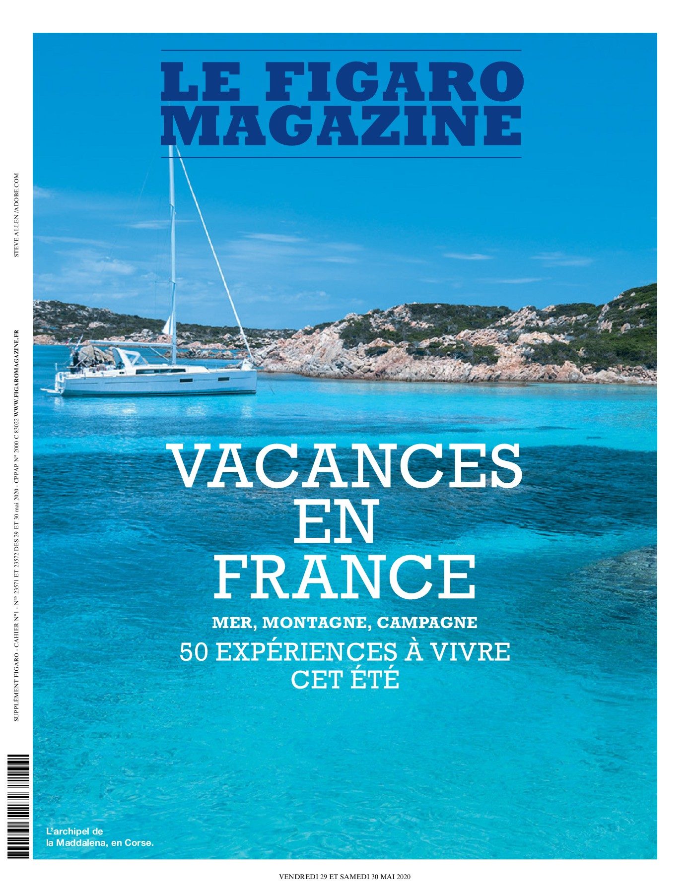 Vacances En France Le Figaro Magazine Pages 1 31 Flip Pdf Download Fliphtml5