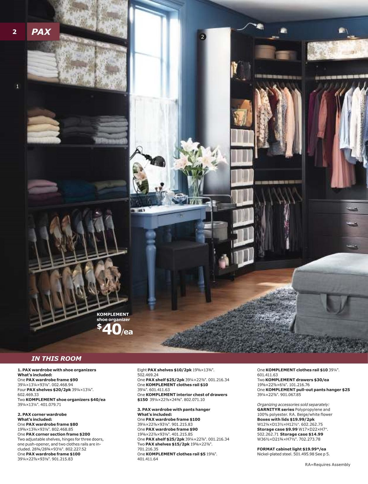 Pax Mehamn Ikea Wardrobes 2014 Pages 1 36 Text Version Fliphtml5