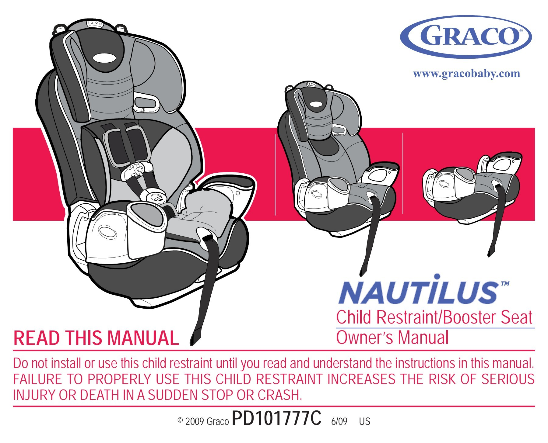 Fullsize Of Graco Nautilus Manual