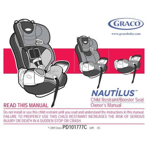 Medium Crop Of Graco Nautilus Manual