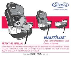 Small Of Graco Nautilus Manual